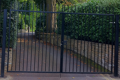 Anti Climb Driveway Gate - Security Gate