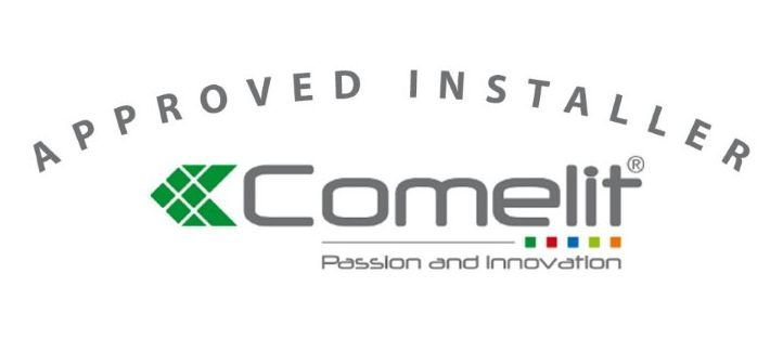 Comelit Approved Logo