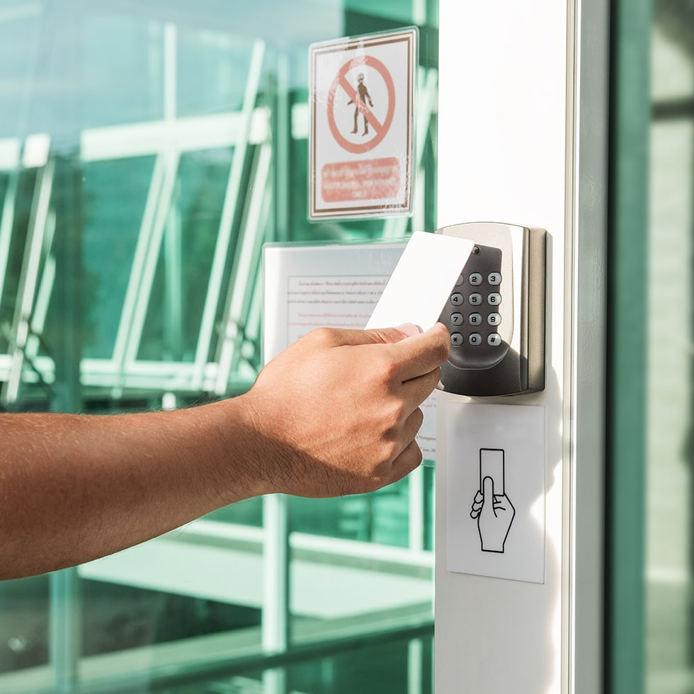 Business Access Control Systems from Securifix