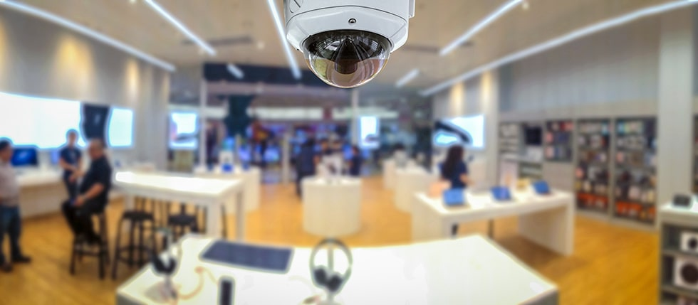 Business CCTV Installation from Securifix
