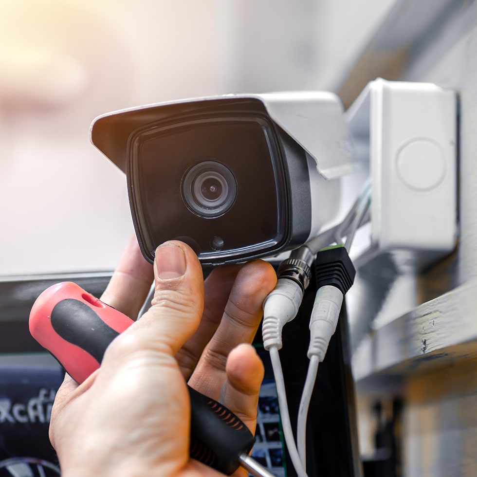Business CCTV Installers in Hampshire