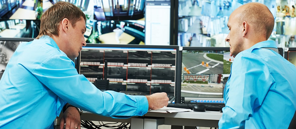 Business CCTV Monitoring Services