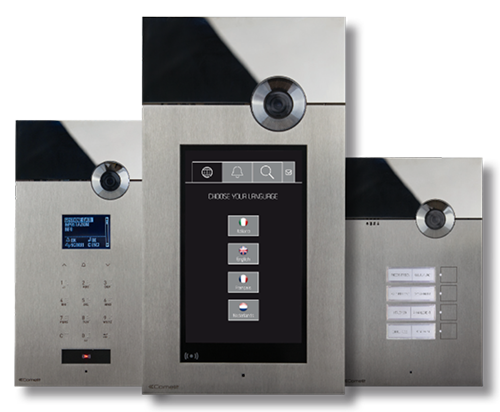 Luxury Home Door Entry Systems By Securifix London