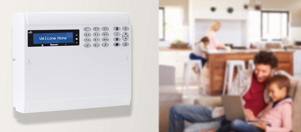 Local Wireless Alarm System Installers - Securifix, Hampshire