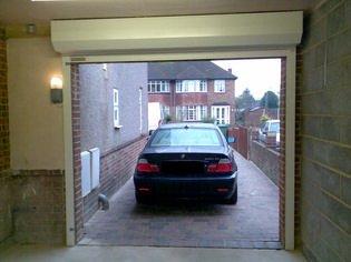 Wonderful Single Roller Garage Door