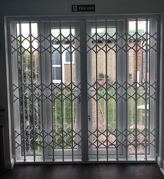 Security Gate For Ground Floor Flat Patio Doors