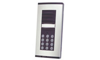Aluminium Panels for Door Entry Systems