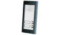 Vandal Resistant Panel Door Entry Systems