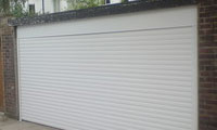 Large Roller Garage Door