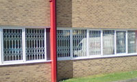 Office Window Security Gates